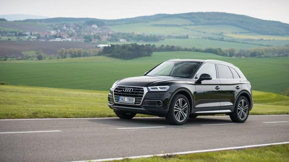 Nové Audi Q5 detailně 11