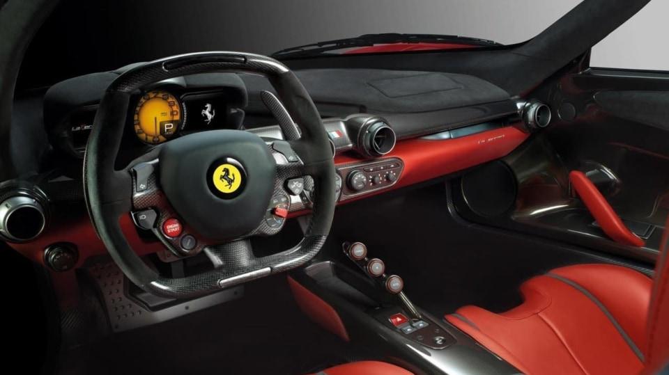 Ferrari LaFerrari.