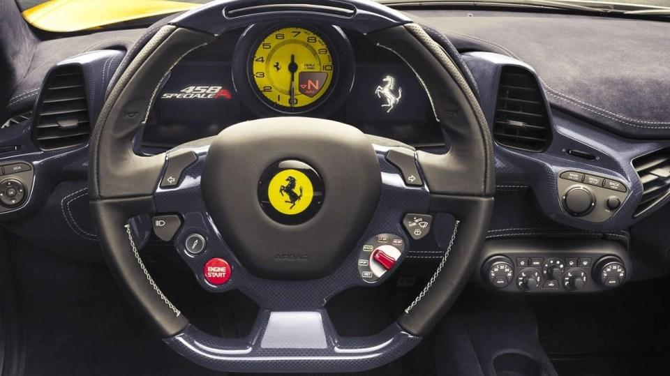 Ferrari 458 Speciale A - Obrázek 5