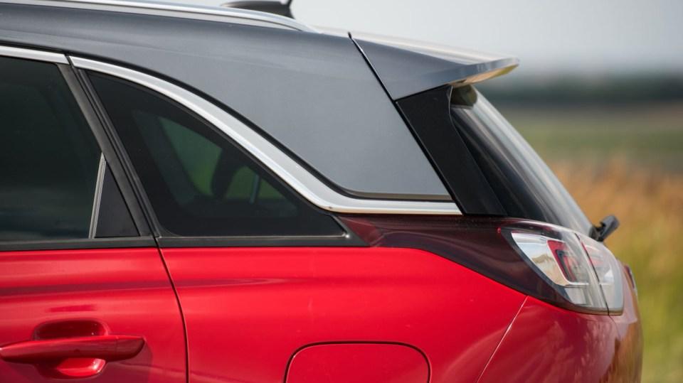 Opel Crossland X exteriér 10