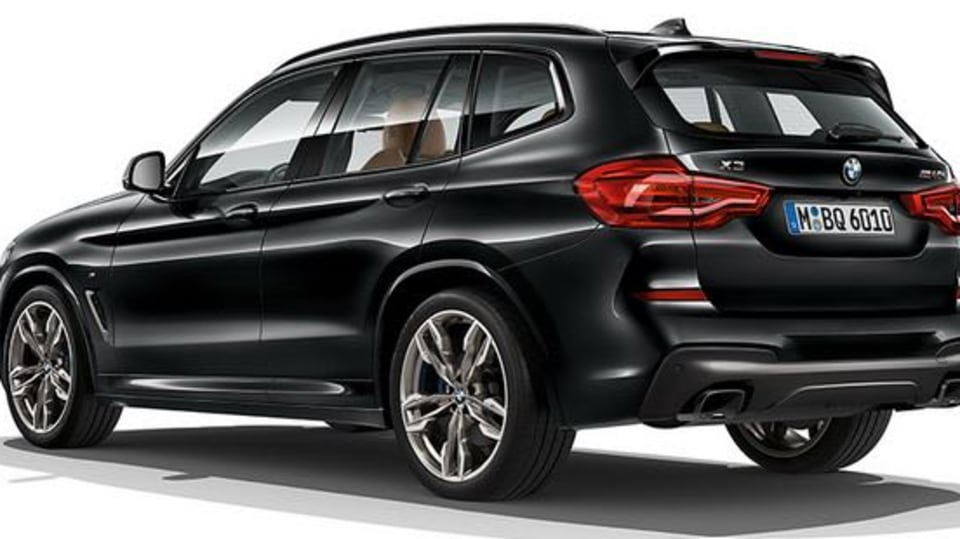 BMW X3 2018 FG01 8