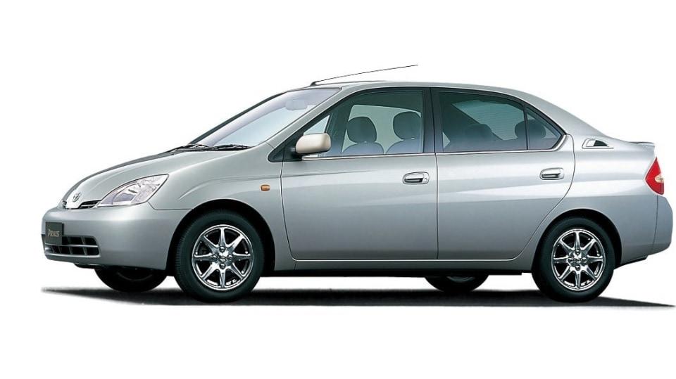 Toyota Prius 1997 10