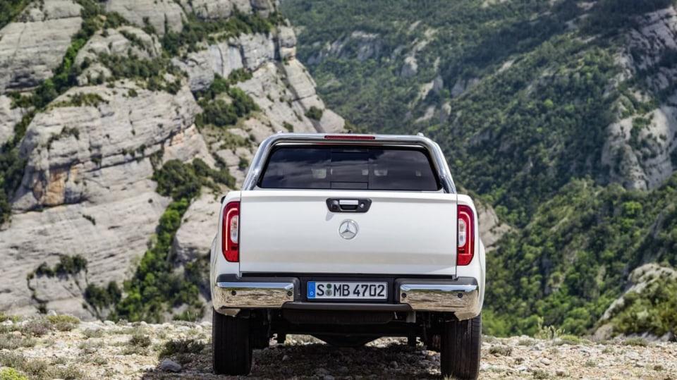 Mercedes-Benz třídy X 15