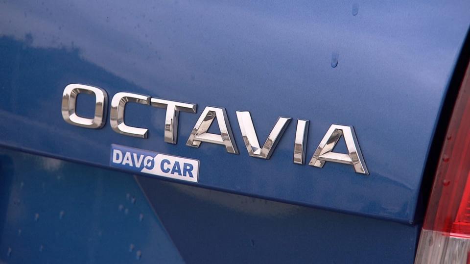 Škoda Octavia III. generace 8