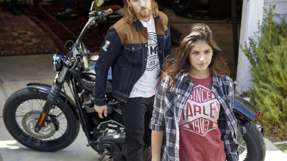 Harley-Davidson kolekce Garage