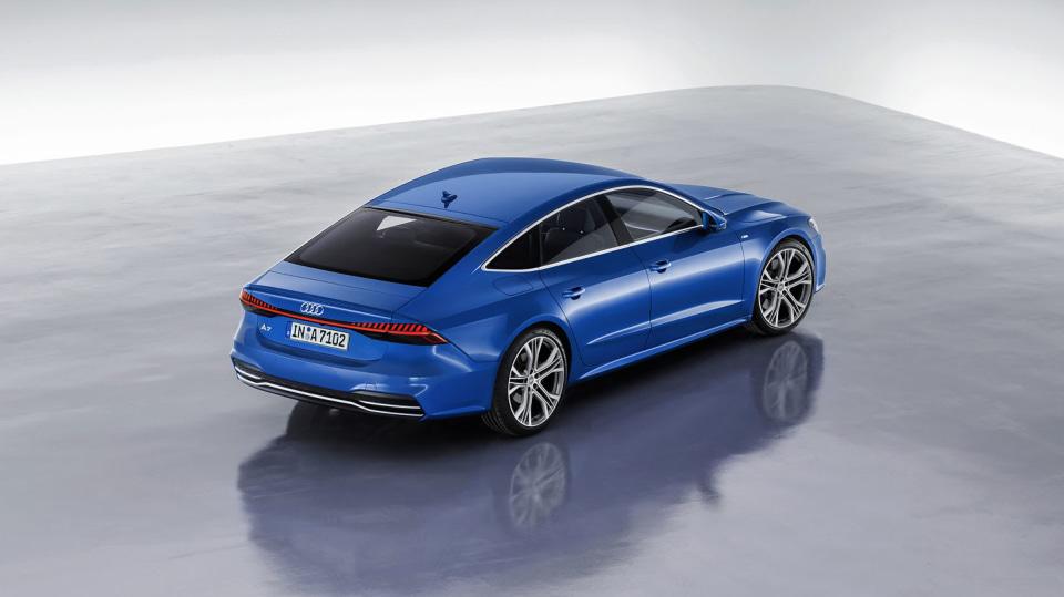 Audi A7 2018 18