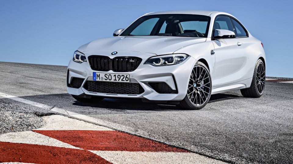 BMW M2 Competition 5