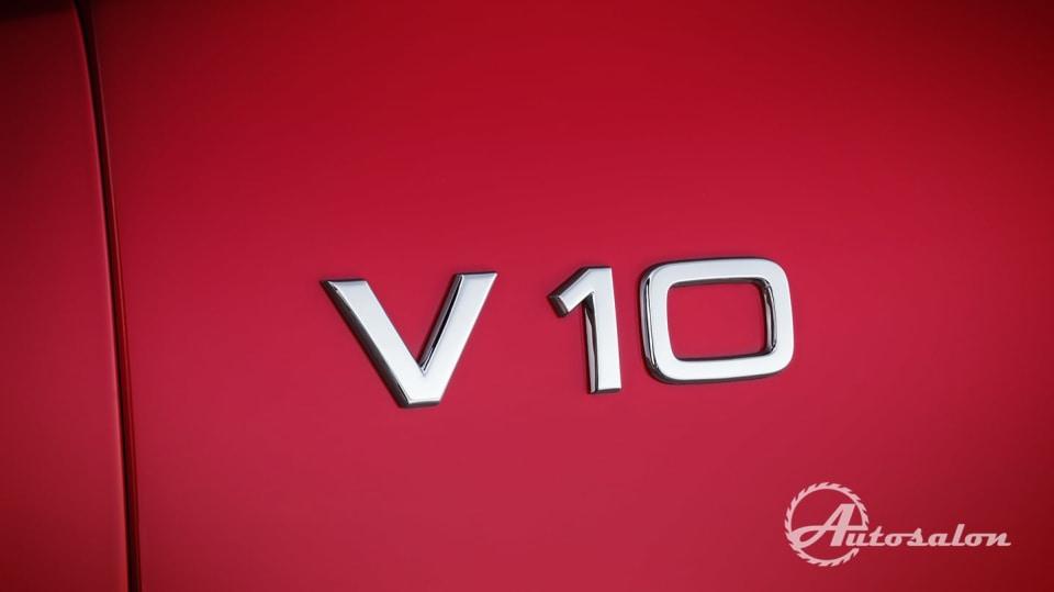 Audi R8 V10 Plus 12