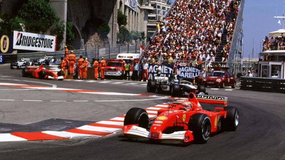Ferrari F2001 no.211 10