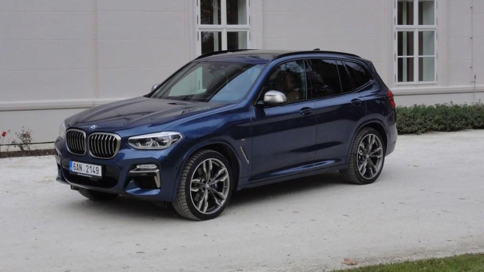 BMW X3 - Šestiválce žijí 6
