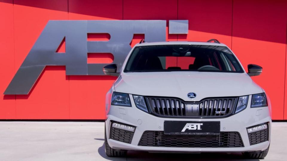 Škoda Octavia od ABT dostala 315 koní. 1