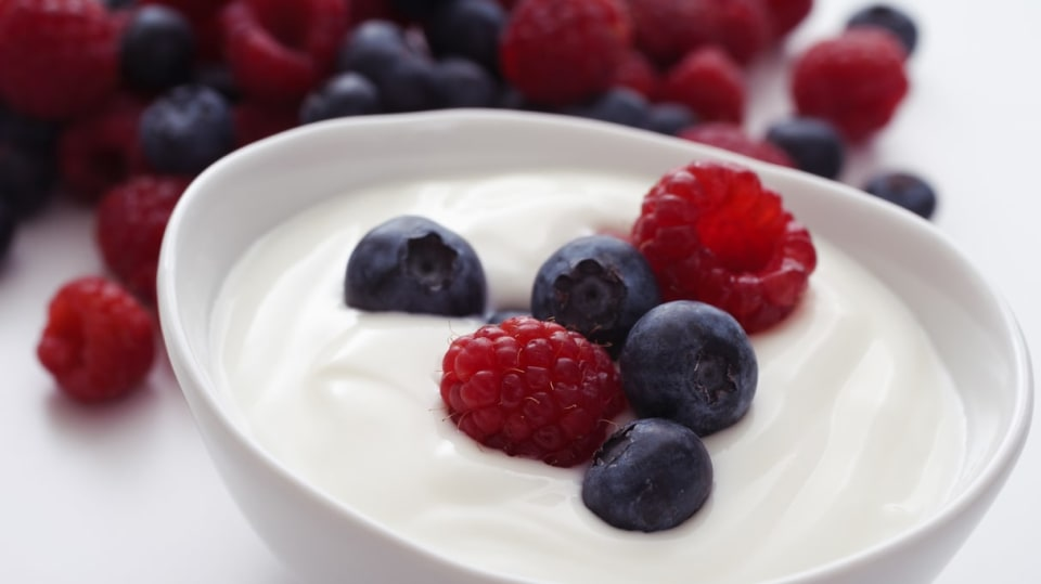Jogurt podivné výroby