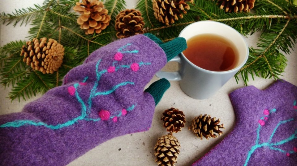 Připravte se letos na Vánoce včas a dejte se do tvoření dárků...