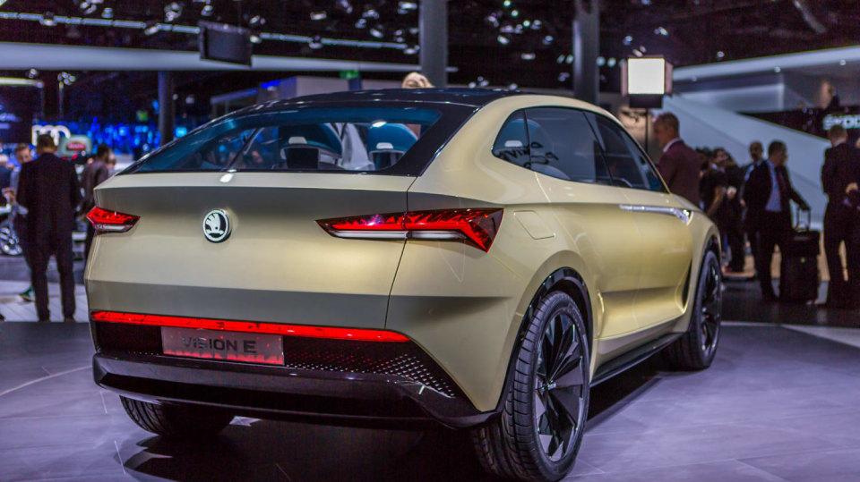 Nejlepší dostupná auta z autosalonu ve Frankfurtu 59