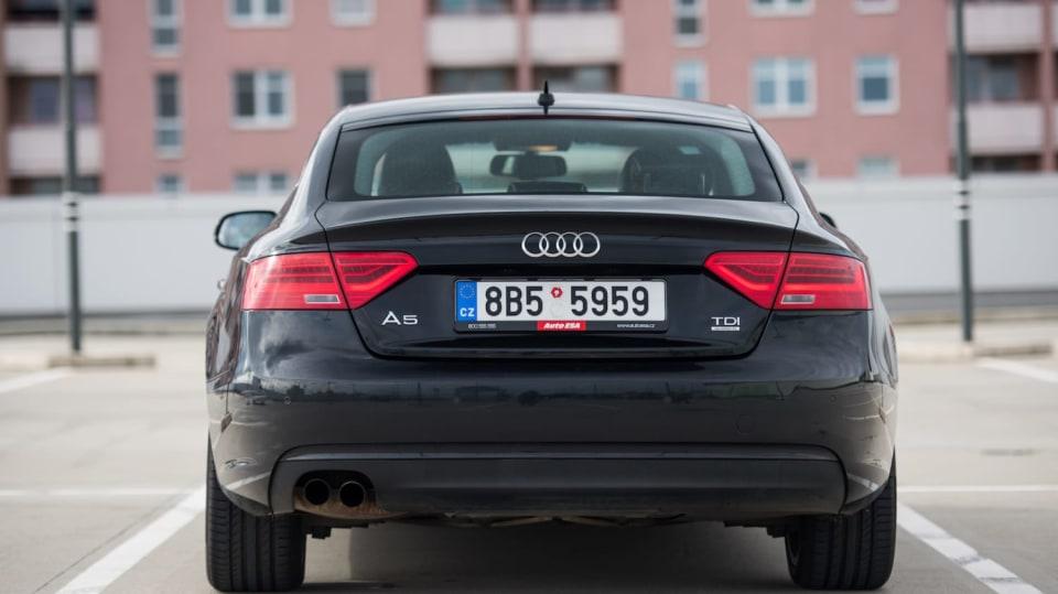 Audi A5 Sportback 2.0 TDI exteriér 8