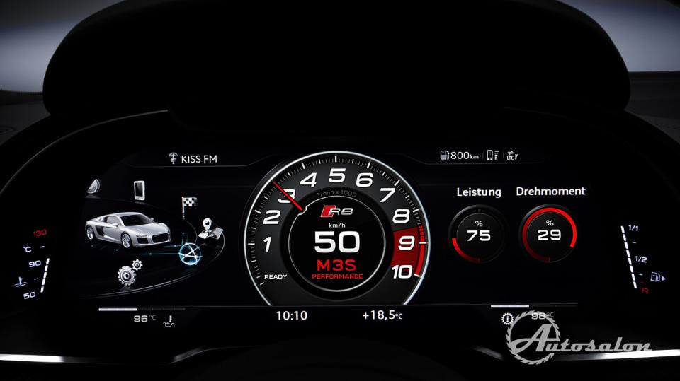 Audi R8 V10 Plus 5