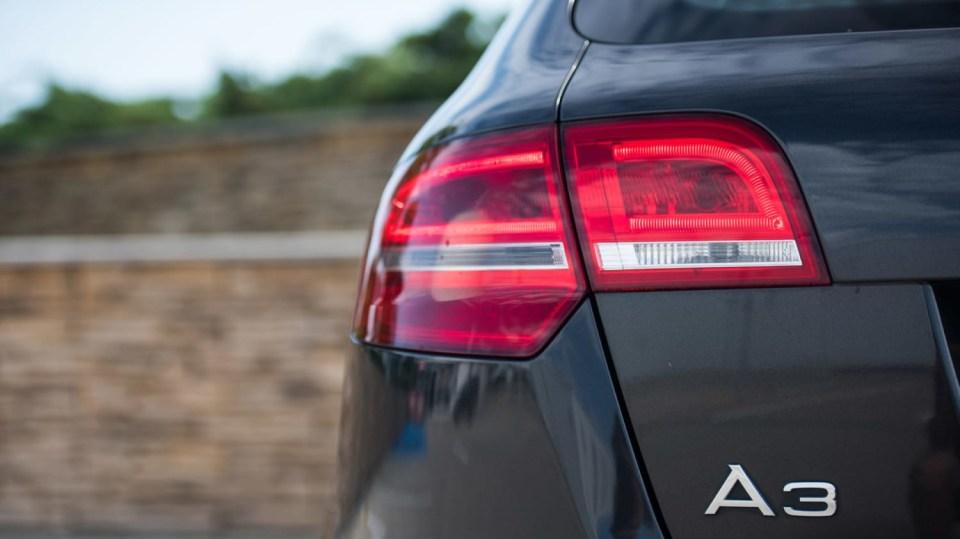 Audi A3 vypadá dobře i po šesti letech a 160 000 kilometrů. 5