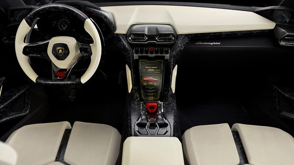 Lamborghini Urus má zaujmout ženy - Obrázek 5
