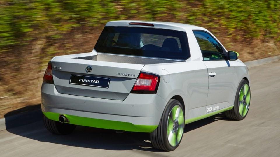 Koncept Škoda FunStar z roku 2015 1