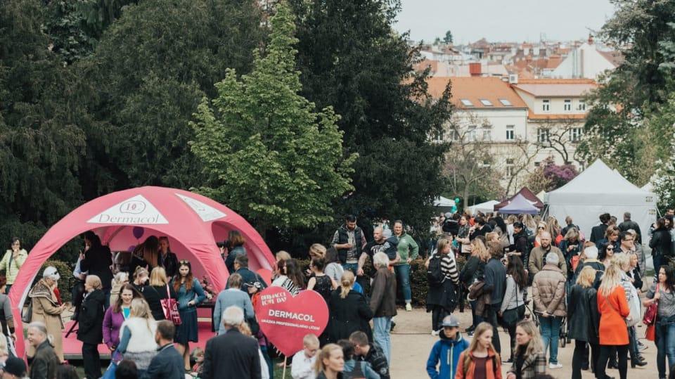 Dermacol LOVE DAY - Navštívilo 7 000 lidí