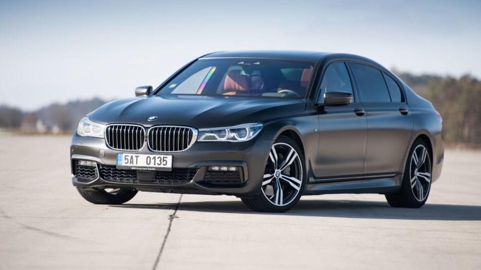 BMW 750Ld je limuzína za 4 miliony 10