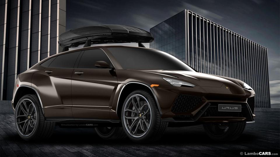 Lamborghini Urus má zaujmout ženy - Obrázek 17