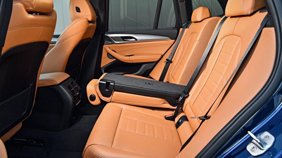 Nové BMW X3 12