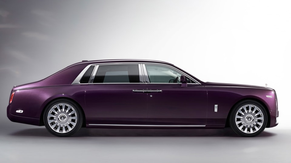 Rolls-Royce Phantom 2018 16