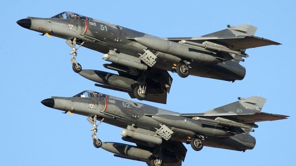 Super Ëntendard - chlouba francouzkého letectva - Obrázek 5