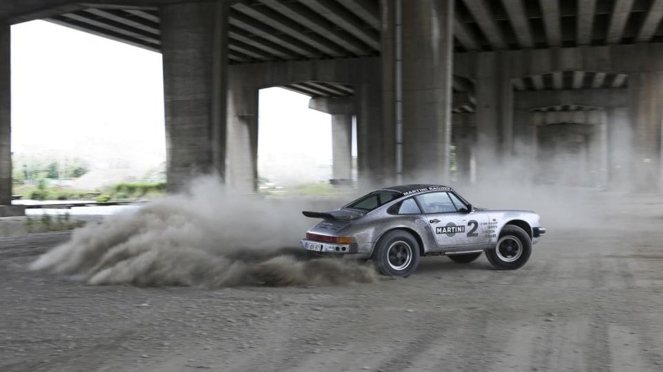 Porsche 911 SC Safari  1
