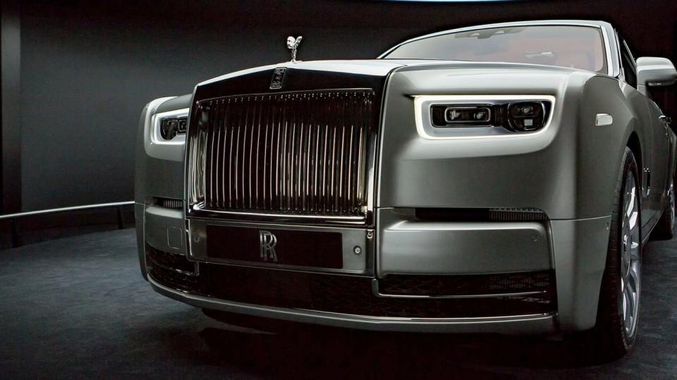 Rolls-Royce Phantom 2018 5