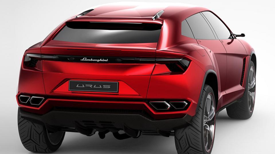 Lamborghini Urus má zaujmout ženy - Obrázek 3