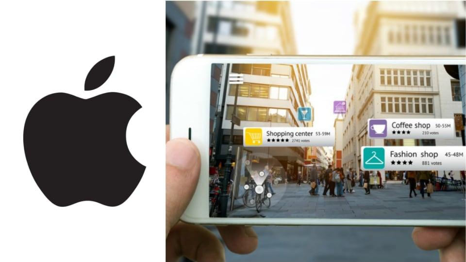 Augmentovaná realita v iPhone 8