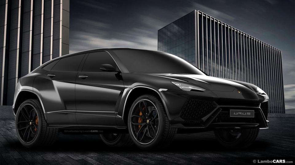 Lamborghini Urus má zaujmout ženy - Obrázek 19