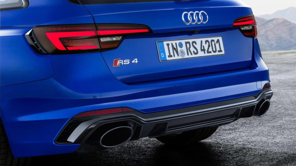 Audi RS4 Avant 13