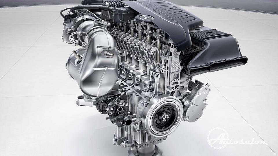 Motor M256