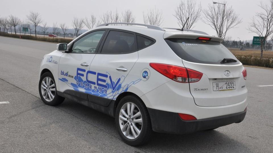 Hyundai ix35 FCEV 2