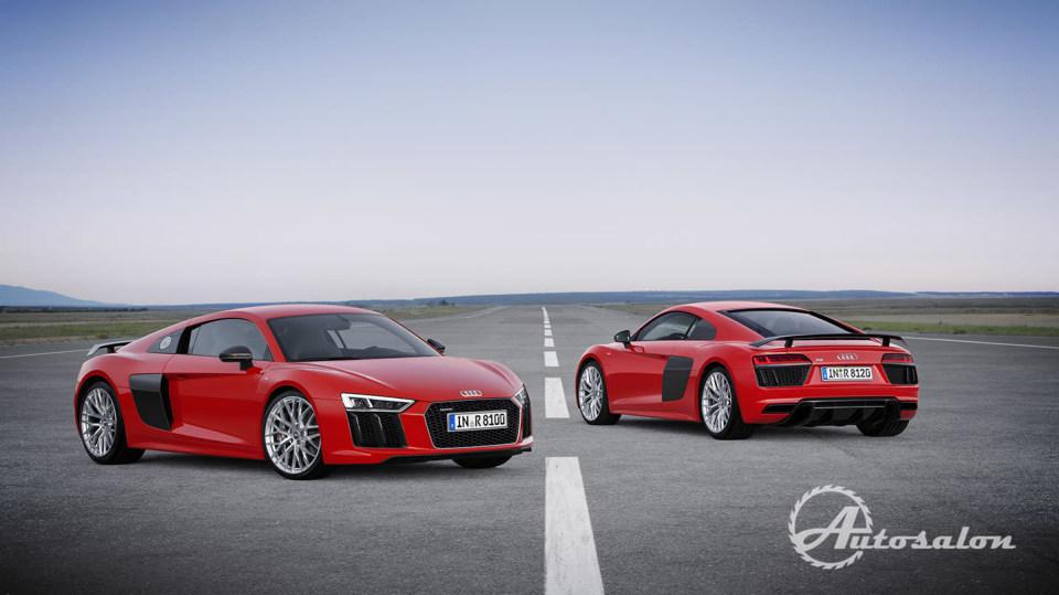 Audi R8 V10 Plus 27