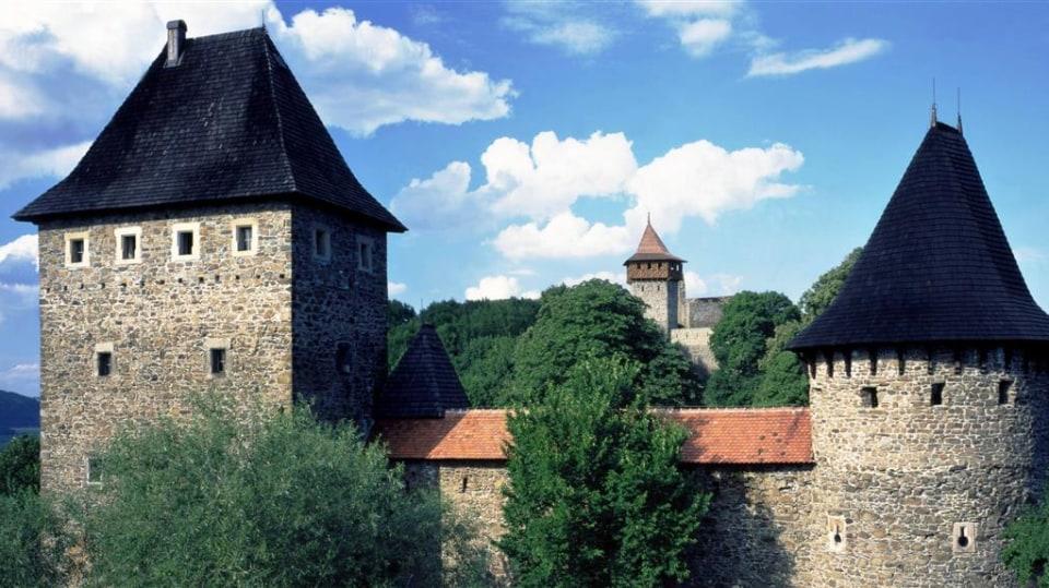 Novoroční výstup na hrad