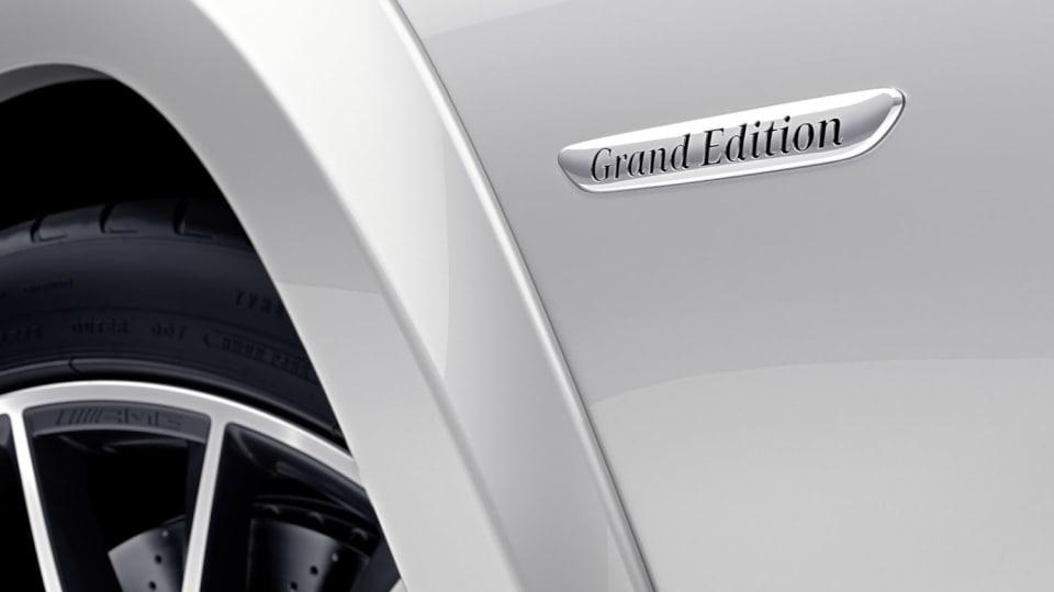 Mercedes-Benz GLS Grand Edition 7