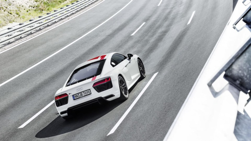 Audi R8 V10 RWS 21