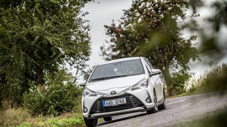 Toyota Yaris 1.5 VVT-iE jízda 11