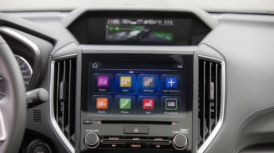 Nové Subaru Impreza je prostorný hatchback. 13
