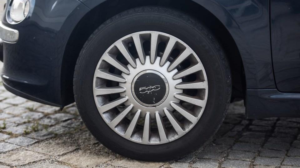 Fiat 500 1.4 16v exteriér 6