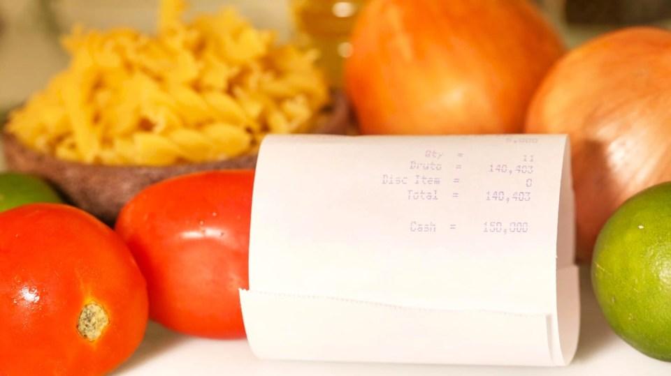 Jak ušetřit za jídlo při nakupování?