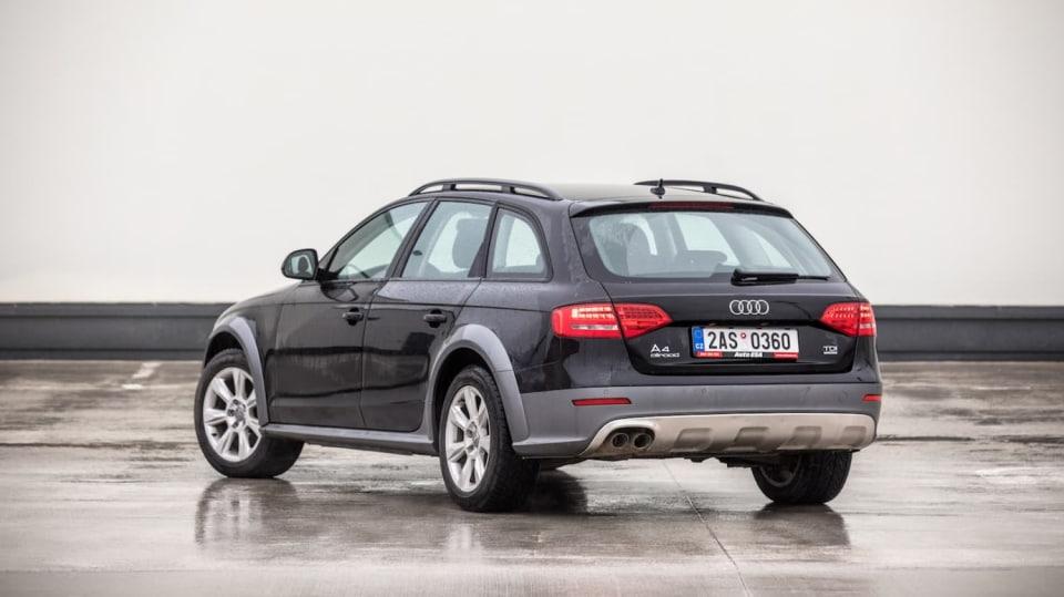Audi A4 Allroad 2.0 TDI CR exteriér 3