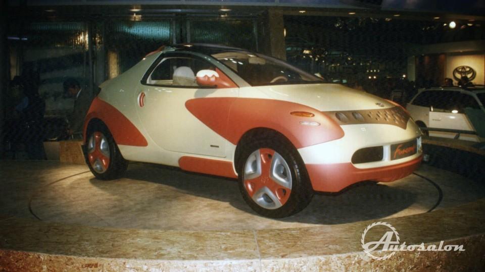 Toyota Funcoupé