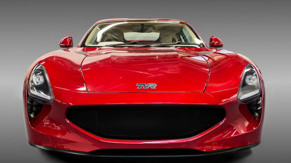TVR Griffith 9