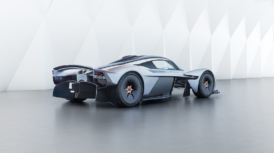 Aston Martin Valkyrie 1
