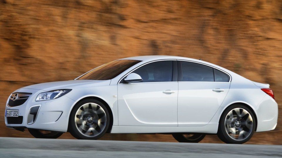 Opel Insignia OPC 6